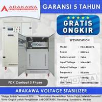 Stabilizer Arakawa PDX 3 Phase PDX-500KVA