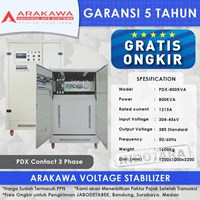 Stabilizer Arakawa PDX 3 Phase PDX-800KVA