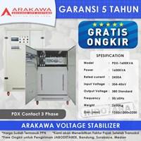 Stabilizer Arakawa PDX 3 Phase PDX-1600KVA
