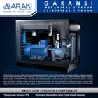 Kompressor Angin Araki Low Pressure Untuk Industri GTR55A-L 1