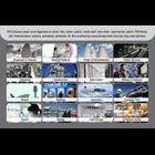 Kompressor Angin Araki Low Pressure Untuk Industri GTR55A-L 3