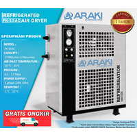 Refrigerant Air Dryer Araki FK-15AC
