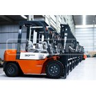 Bomac Forklift Diesel 5T RD50A-MS6S 7980Kg 6
