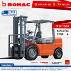 Bomac Forklift Diesel 5T RD50A-MS6S 7980Kg 1