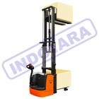 Shigemitsu Double Pallet Electric Stacker KDR15S-II-1150-3500 5