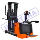 Shigemitsu Counterbalanced Electric Reach Stacker KQD15R-1150-5600 5