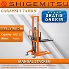Shigemitsu Manual Hand Stacker STM1016-550 1