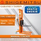 Shigemitsu Manual Hand Stacker STMA1016-950 1