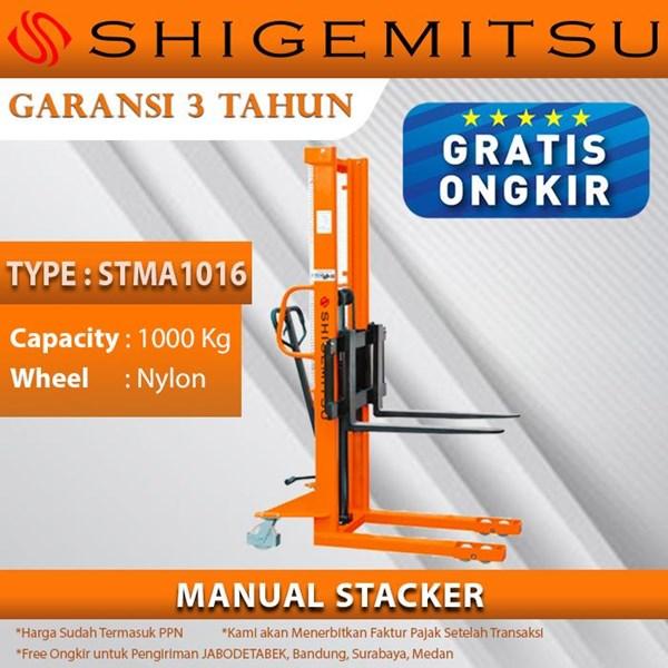 Shigemitsu Manual Hand Stacker STMA1016-950