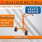 Shigemitsu Drum Loader DL300-580 1