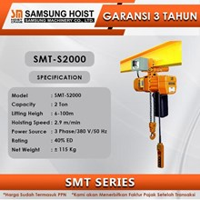 Electric Chain Hoist Samsung SMT Series SMT-S2000