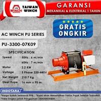 Taiwan Winch PU-3300-07K09