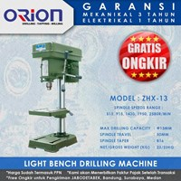 Mesin Bor Duduk Orion Light Bench Drilling Machine ZHX-13