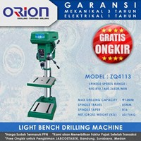 Orion Light Bench Drilling Machine ZQ4113