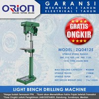 Mesin Bor Duduk Orion Light Bench Drilling Machine ZQD4125