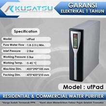 Kusatsu Ultrafiltration Water Purifier UFPAD 2.5L