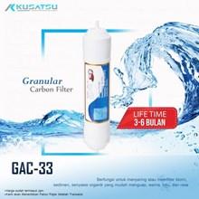 Granular Carbon Filter / Filter Karbon ( GAC-33 ) - Kusatsu