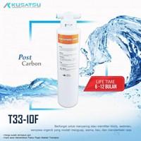 Post Carbon Filter / Filter Karbon ( T33-10F ) - Kusatsu