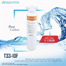 Post Carbon Filter / Filter Karbon ( T33-10F ) - Kusatsu