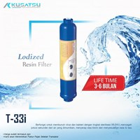 Lodized Resin Filter ( T-33I ) - Kusatsu