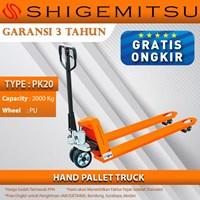 Jual Shigemitsu Hand Pallet 2Ton PK20PU550