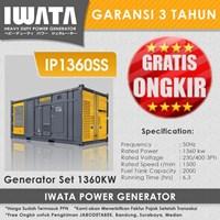 Genset Diesel IWATA 1360Kw - IP1360SS