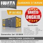Genset Diesel IWATA 1818Kw - IP1818SS 1