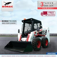 Skid Steer Loader - Bomac TX-350S