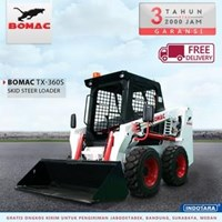 Skid Steer Loader - BOMAC TX-360S