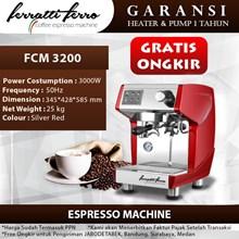 Ferratti Ferro Espresso Machine FCM3200
