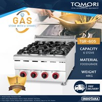 Kompor Gas / Gas Stove Tomori TGR-605