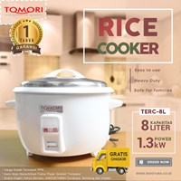 Electric Rice Cooker TERC-8L