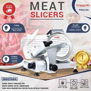 Mesin Pengiris Daging / Pemotong Daging Tomori Meat Slicer TMS-250ES10