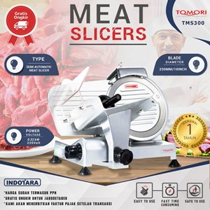 Mesin Pengiris Daging / Pemotong Daging Tomori Meat Slicer TMS-300ES12