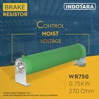 Brake Resistor Hoist crane 0.75 kW 270 Ohm - WR750