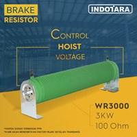 Brake Resistor Hoist crane 3 kW 100 Ohm - WR3000