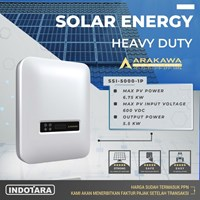 Solar Controller / Solar Energy ARAKAWA SSI5K-1P