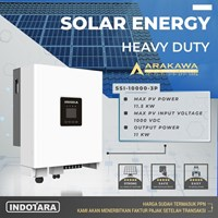 Solar Controller / Solar Energy ARAKAWA SSI10K-3P