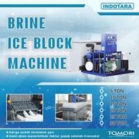 Brine Ice Block Machine / Mesin Es Balok Industri Tomori