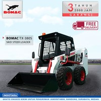Skid Steer Loader - BOMAC TX-380S