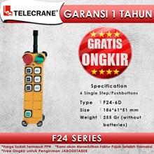 Telecrane Remote Controller F24-6D Double Speed
