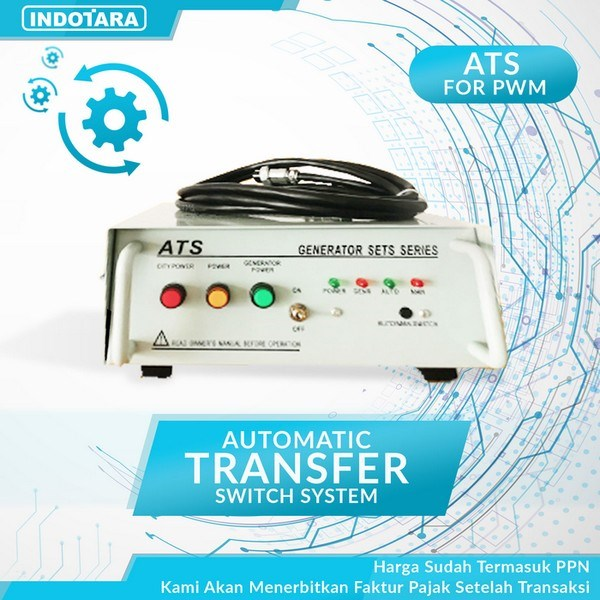 Automatic Transfer Switch ATS For Genset PWM