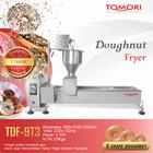 Mesin Pembuat Donat / Auto Doughnut Fryer (ThreeShapeDouthnut) TDF-9T3 1