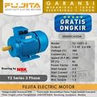 Fujita Electric Motor 3 Phase Y2-132S1-2 1