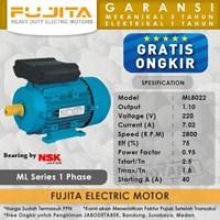 Fujita Electric Motor 1 Phase ML8022 1