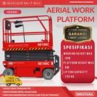 Tangga Elektrik - Aerial Work Platform Shigemitsu SE100C 1