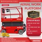 Tangga Elektrik - Aerial Work Platform Shigemitsu SE80W 1