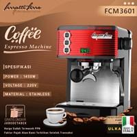 Ferratti Ferro Espresso Machine FCM3601