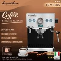 Ferratti Ferro Espresso Machine FCM3605