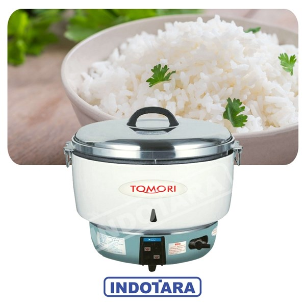 Gas Rice Cooker Tomori TGRC-23L